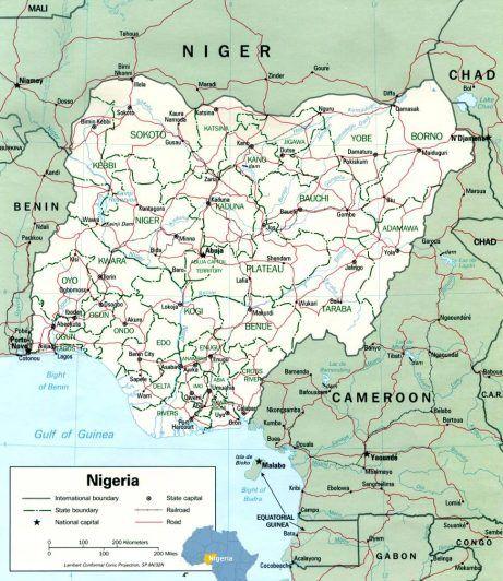 Surveyors Of Nigeria Http Landsurveyorsunited Com Group Nigeria Land Surveyors Map Of Nigeria Africa Nigeria Africa
