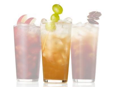 Spiced Cran-Grape Soda