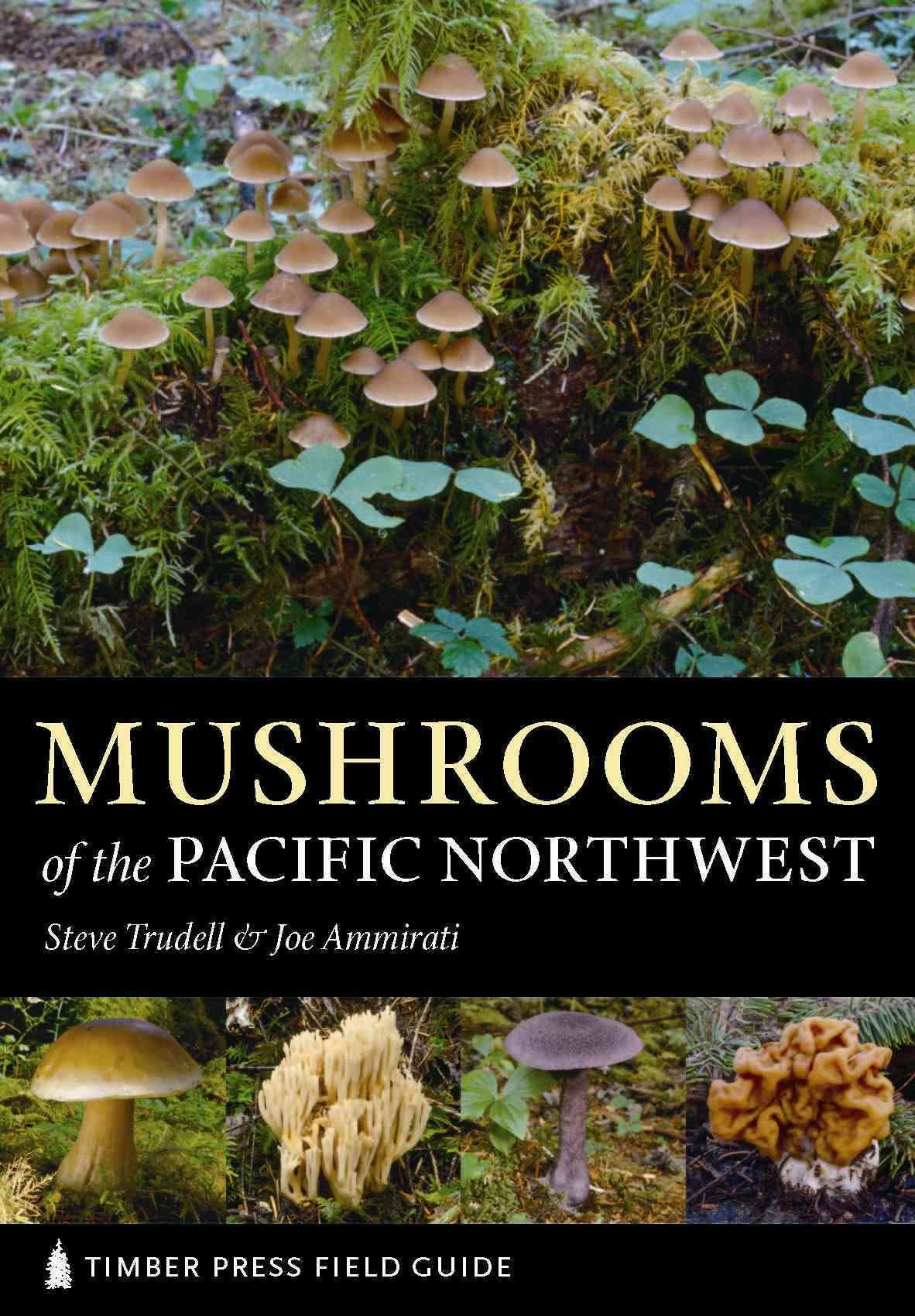 Mushrooms Of The Pacific Northwest Timber Press Field Guide Paperback Overstock Com Shopping The Best Dea Stuffed Mushrooms Pacific Northwest North West