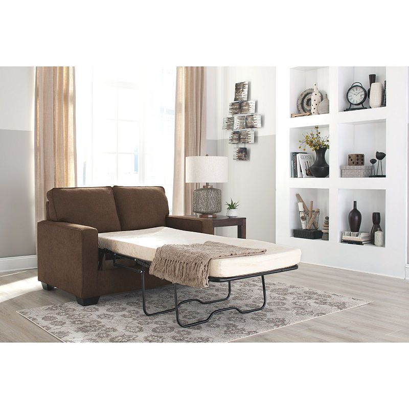 super popular ec2b5 2b0af Signature Design By Ashley Zeb Twin Sofa Sleeper | Products ...