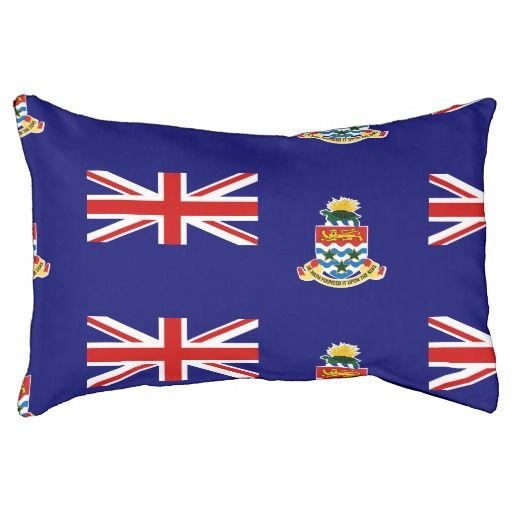 Flag of the Cayman Islands Pet Bed Zazzle.co.uk Cayman