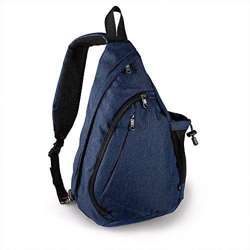 OutdoorMaster Sling Bag Backpack, Multipurpose