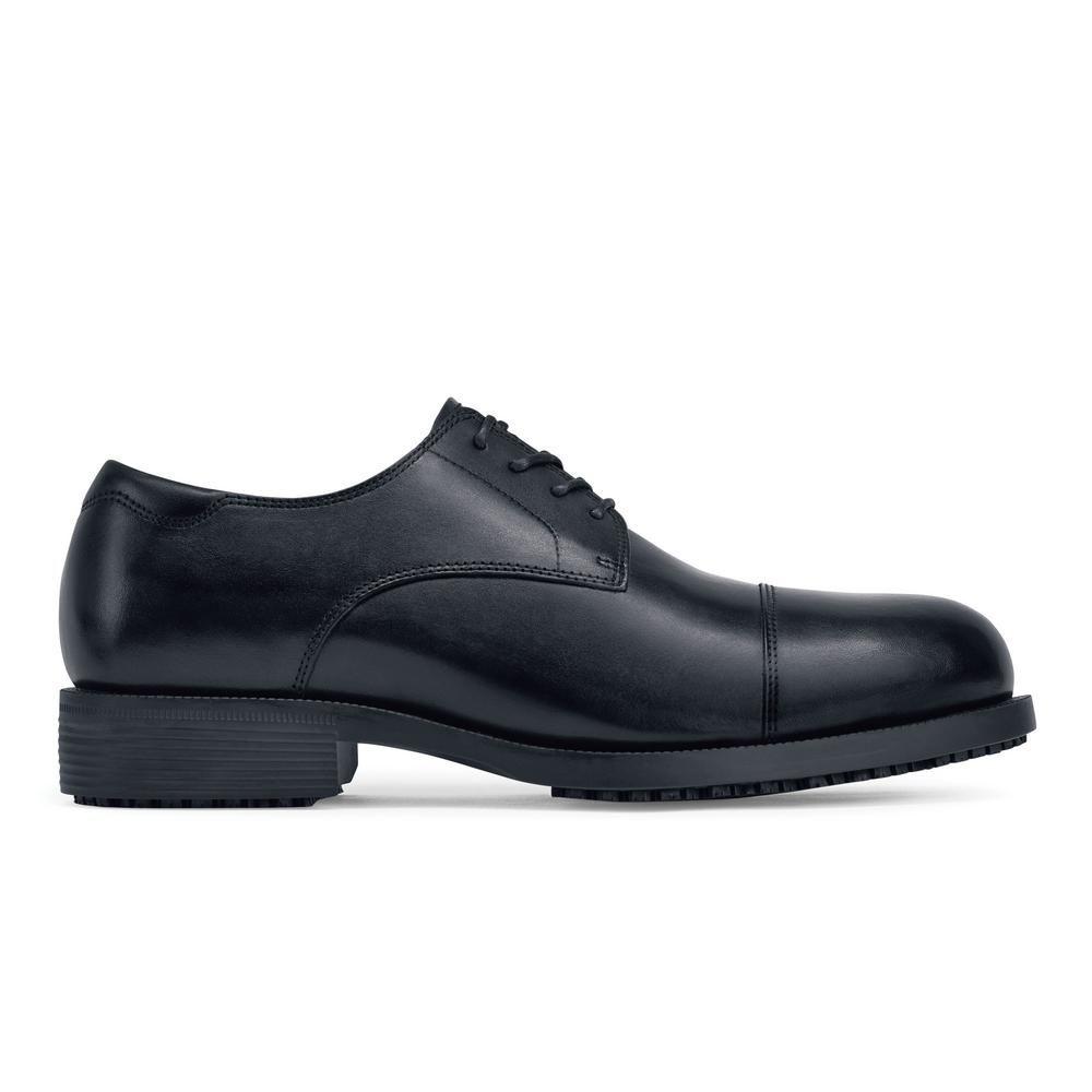 Shoes For Crews Men S Senator Slip Resistant Oxford Shoes Steel Toe Black Size 13 M In 2021 Steel Toe Safety Shoes Steel Toe Work Shoes Oxford Shoes [ 1000 x 1000 Pixel ]