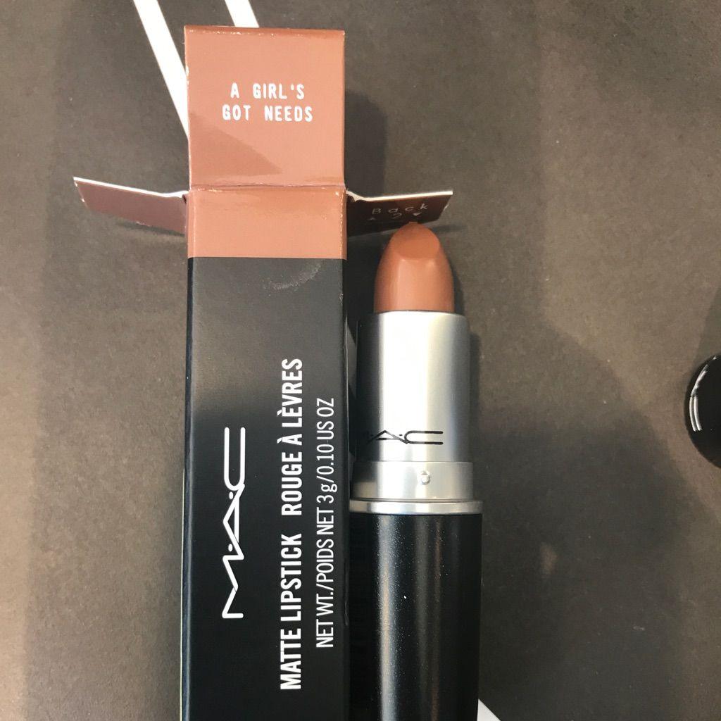 Mac Limited Edition Nicki Minaj Lipstick