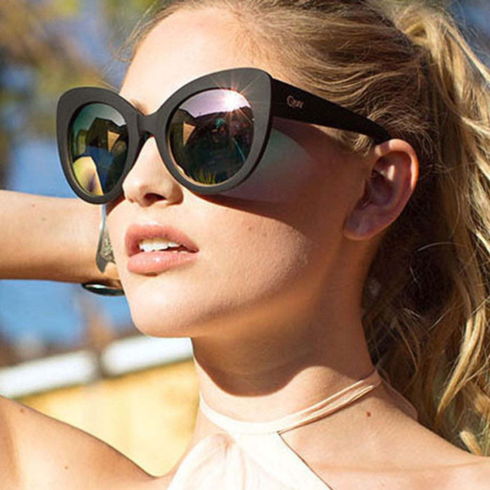 a4355b59a0109 ... 611583d77c45 Quay Australia Screaming Diva Sunglasses in Black Rose ...