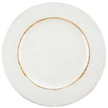 White u0026 Brown Plastic Charger  sc 1 st  Pinterest & White u0026 Brown Plastic Charger | Dining Table Decor | Pinterest ...