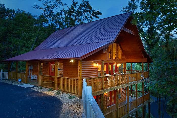 Mountain Retreat Is A Gatlinburg Birds Creek Cabin Vacation Rental In Smoky  Mountains TN. This Gatlinburg Birds Creek Rental Is Perfect For Your Next  Birds ...