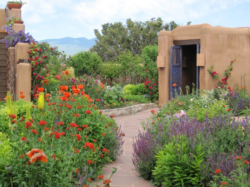 Santa Fe California Garden Design Backyard Landscaping Water Wise Landscaping