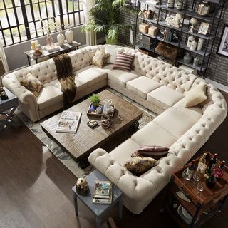 U Shaped Sectional Sofas This Awesome Picture Selections About Is Available To Save