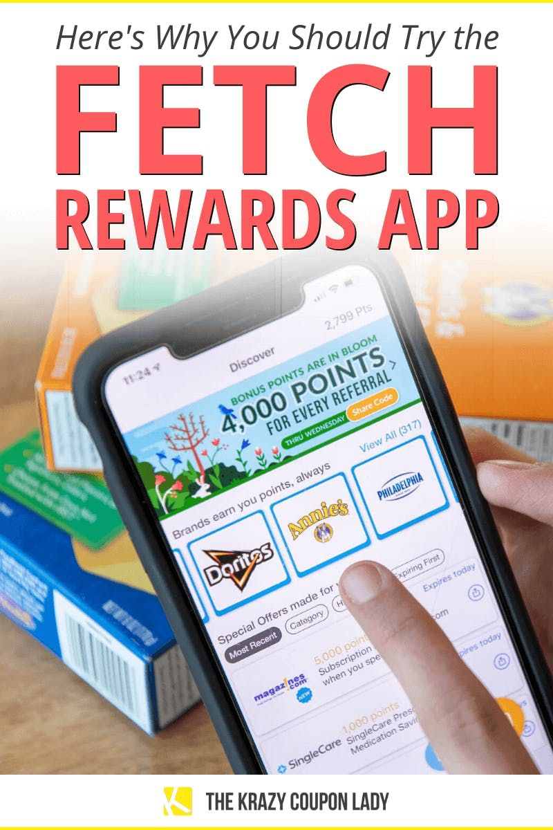 Everything you need to know about the new fetch rewards