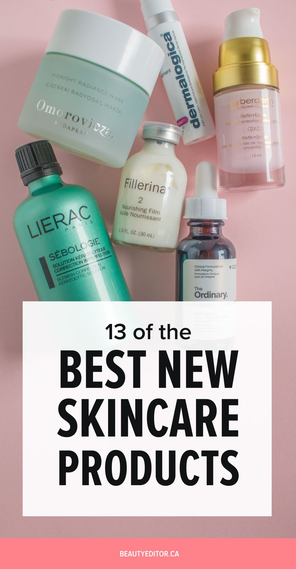 From Cyberderm To Fillerina 13 Of The Best New Skincare Products The Skincare Edit Sensitive Skin Care Skin Care Organic Skin Care