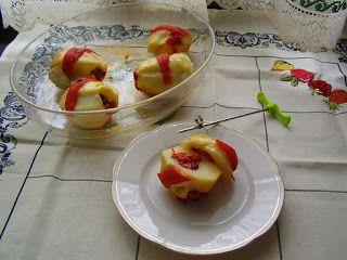 Patatas Rellenas Veganas  El Recuncho de Sol
