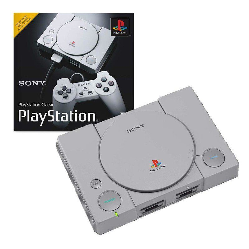 PlayStation Classic is a good buy now that its been hacked