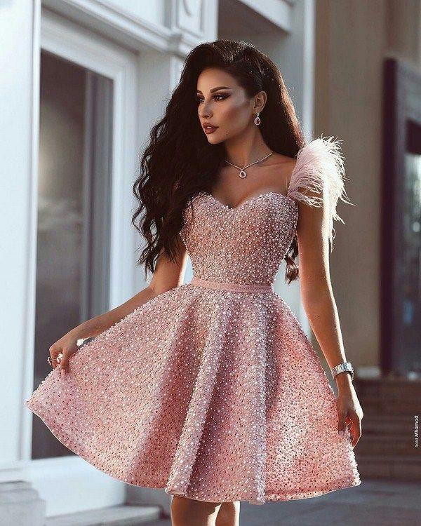 Модные платья 2020-2021 – тренды платьев, новинки платьев ...