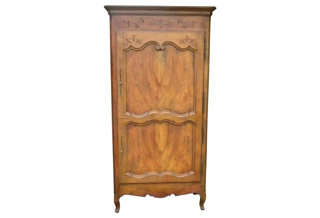 Baker Furniture Linen Press
