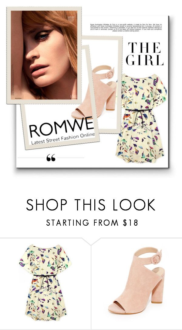 """""""romwe"""" by asiel ❤ liked on Polyvore featuring Kendall + Kylie, Whiteley and Kershaw"""