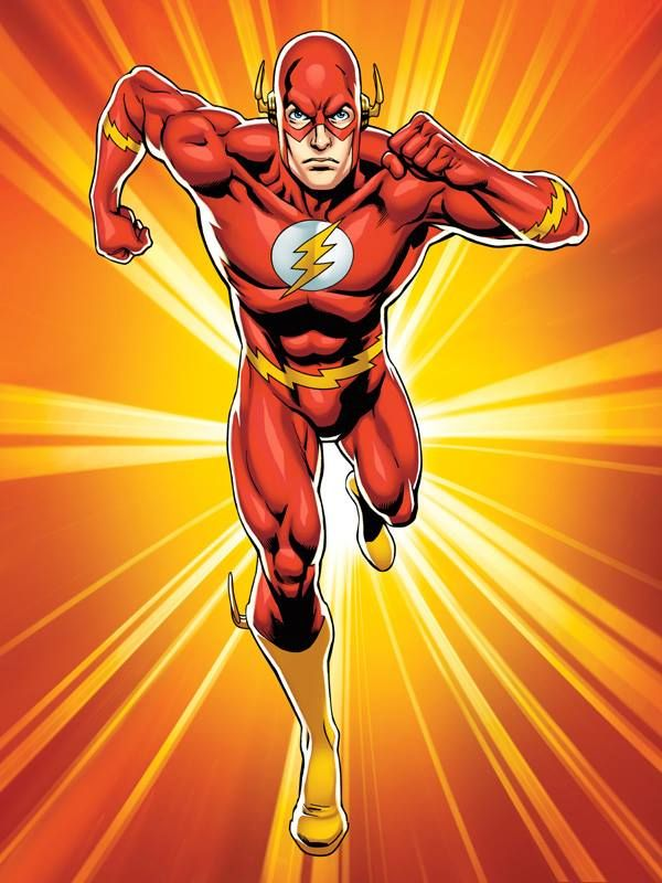 The Flash by Jose Luis Garcia-Lopez *