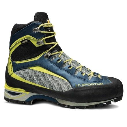 La Sportiva Men's Trango Tower Mountaineering Boots Ocean