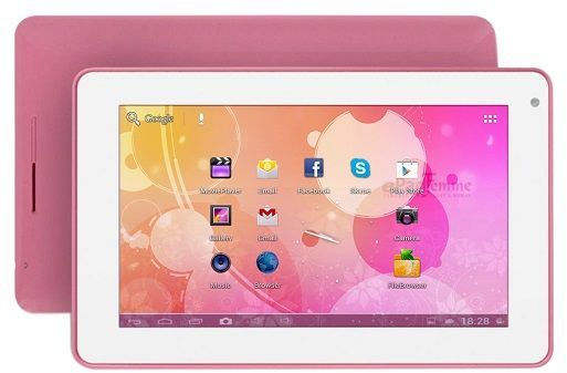 Check price and specs of EuroStar ePad Femme New tablet having 8 0