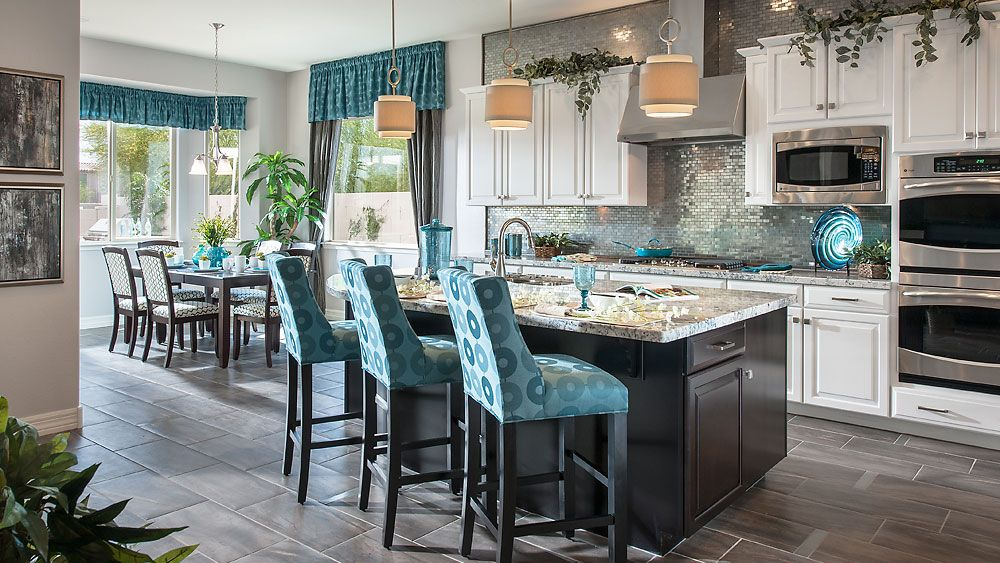 Artesian ranch in chandler arizona new homes by maracay for How much does it cost to build a ranch house