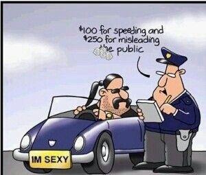 Cop cartoon | Funny cartoons, Police humor, Cartoon jokes