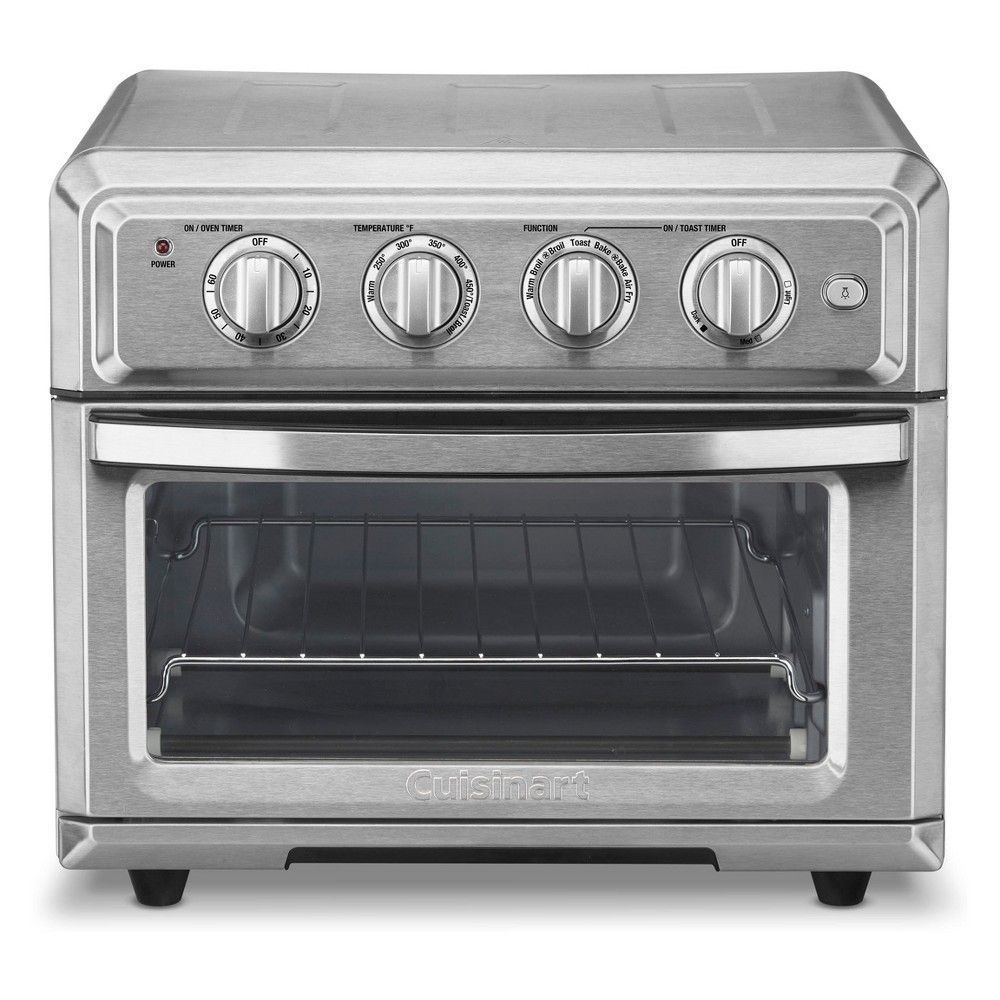 Cuisinart Airfryer Toaster Oven Stainless Steel Toa 60tg Cuisinart Toaster Cuisinart Toaster Oven Countertop Oven