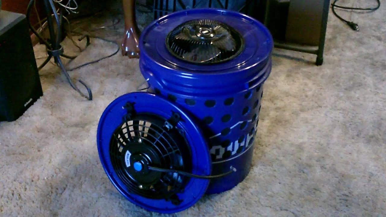 Diy Activated Carbon Air Purifier The 5 Gal Bucket All Odor Air Cleaner Smoke Smog Fumes Youtube Diy Air Purifier Air Purifier Carbon Air Filter