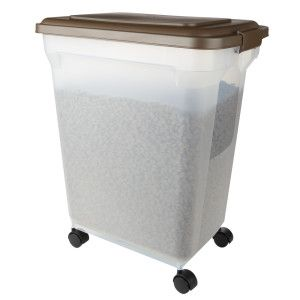 Love This For Storing Dry Dog Food So Much Better Than Reclipping