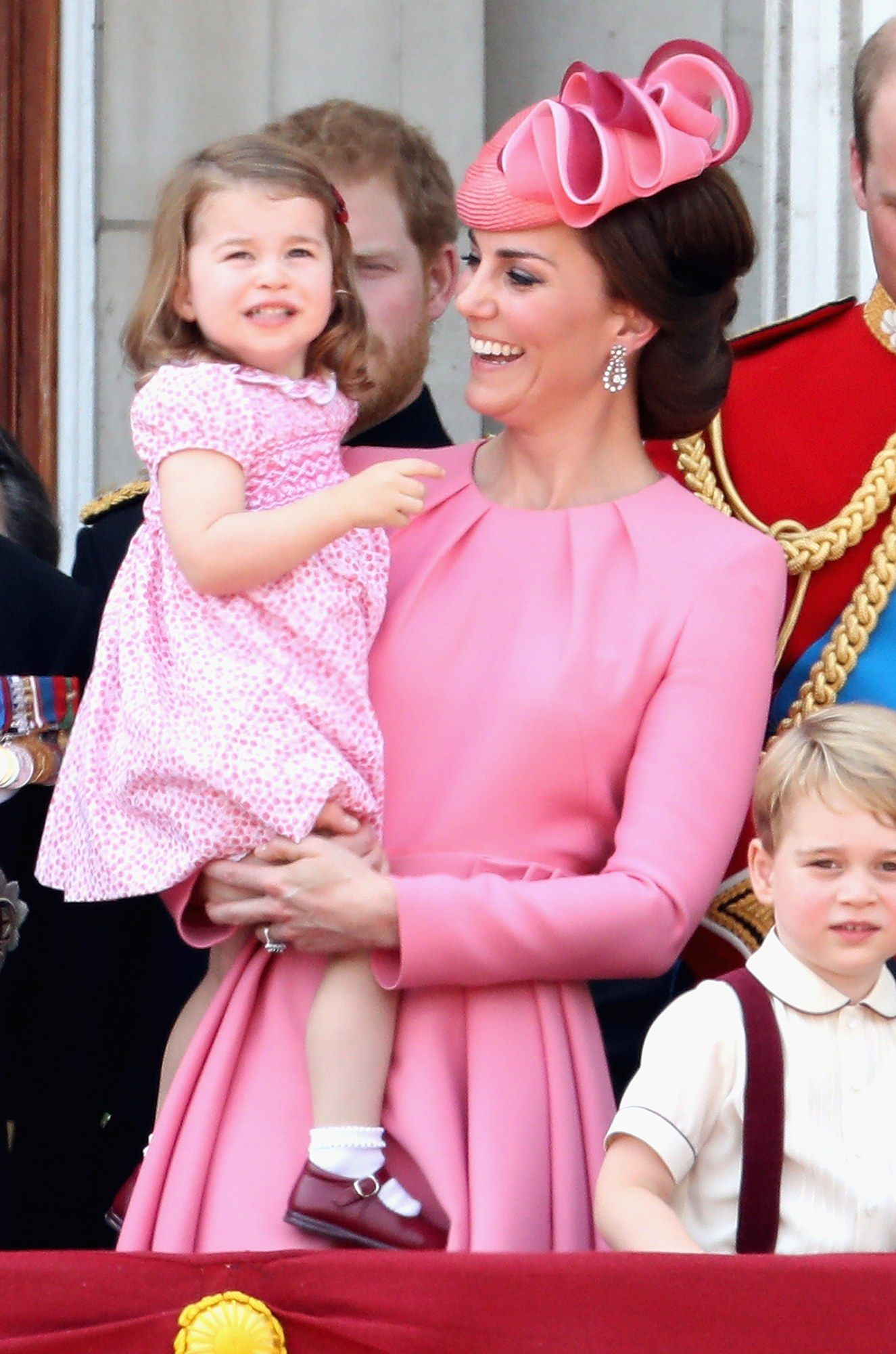 Every Time Princess Charlotte Has Twinned With Her Mom, Kate ...