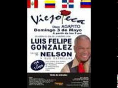 Luis Felipe Gonzalez - Llora Corazón - YouTube