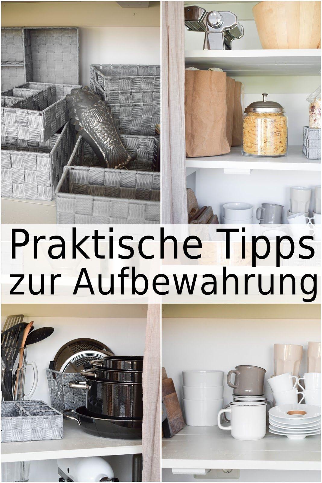 Schrank Organisieren aufbewahrung mit wenko:aufbewahrungskorb küchenorganizer ideen