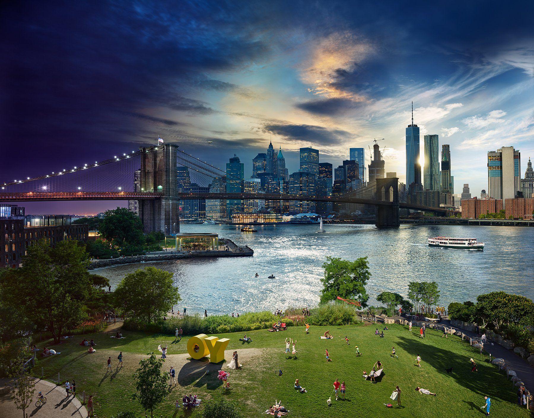 Bonito Encuadre Brooklyn Patrón - Ideas de Arte Enmarcado ...