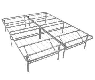 Mantua King Platform Base Platform Bed Base Folding Bed Frame