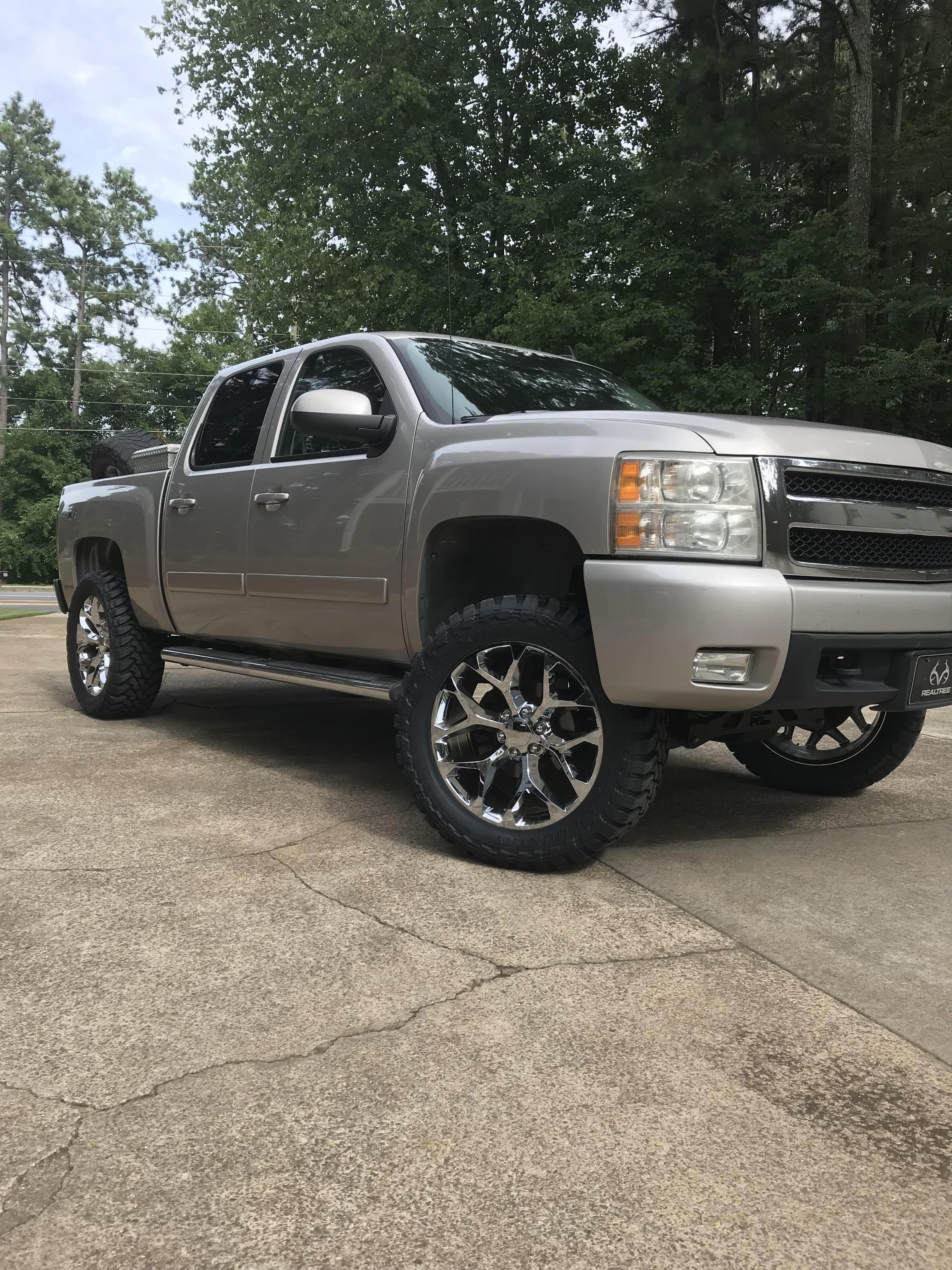Fits Chevy Silverado Wheels Cv98 Snowflake Rims 22x9 Chrome Silverado Rims I In 2020 Silverado Wheels Silverado Rims Silverado