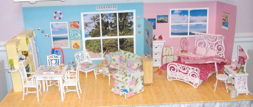 Beach House Barbie Part - 20: Barbies Beach House