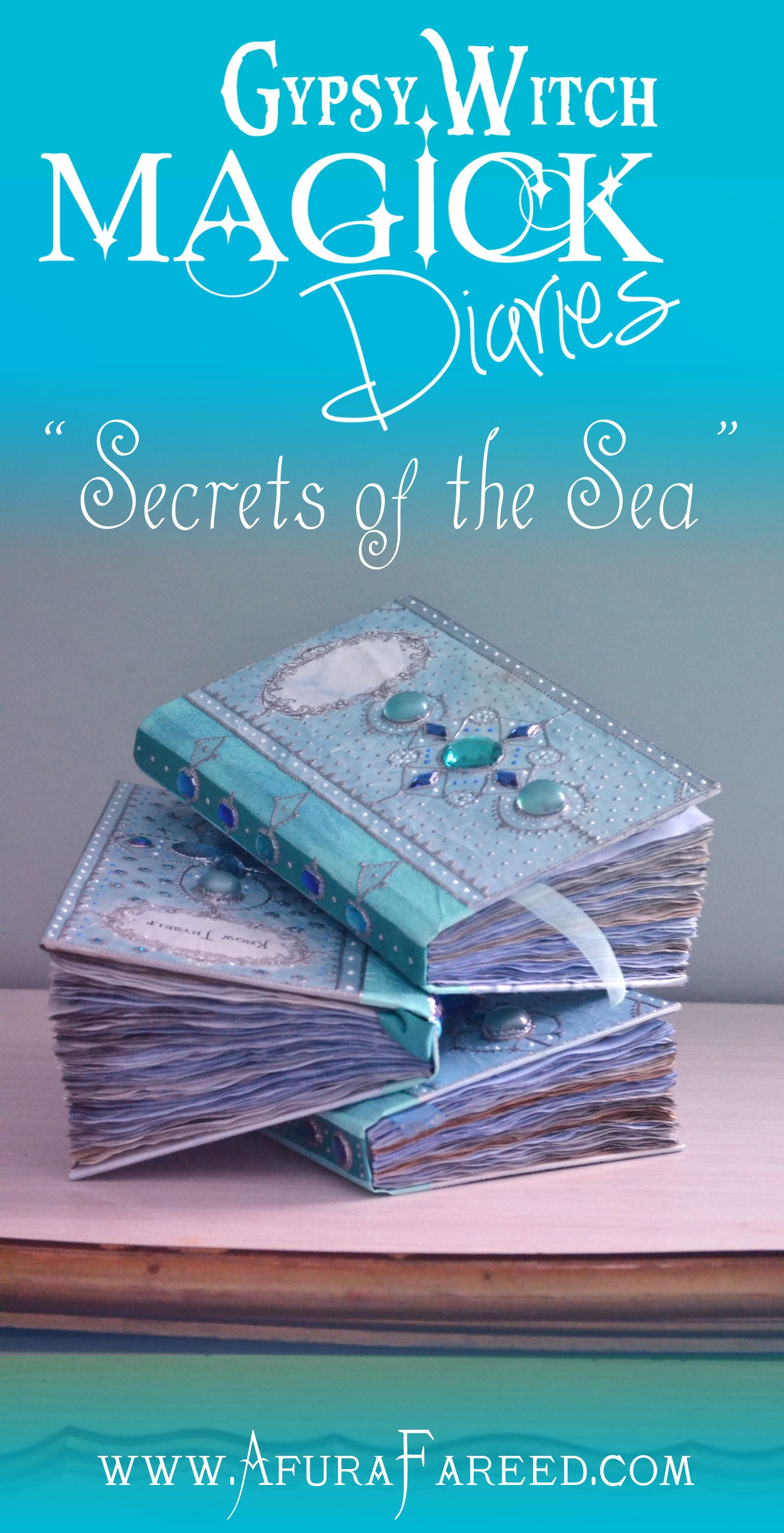 Custom listng for Julie SECRETS of the SEA | GypsyWytch Diaries ...