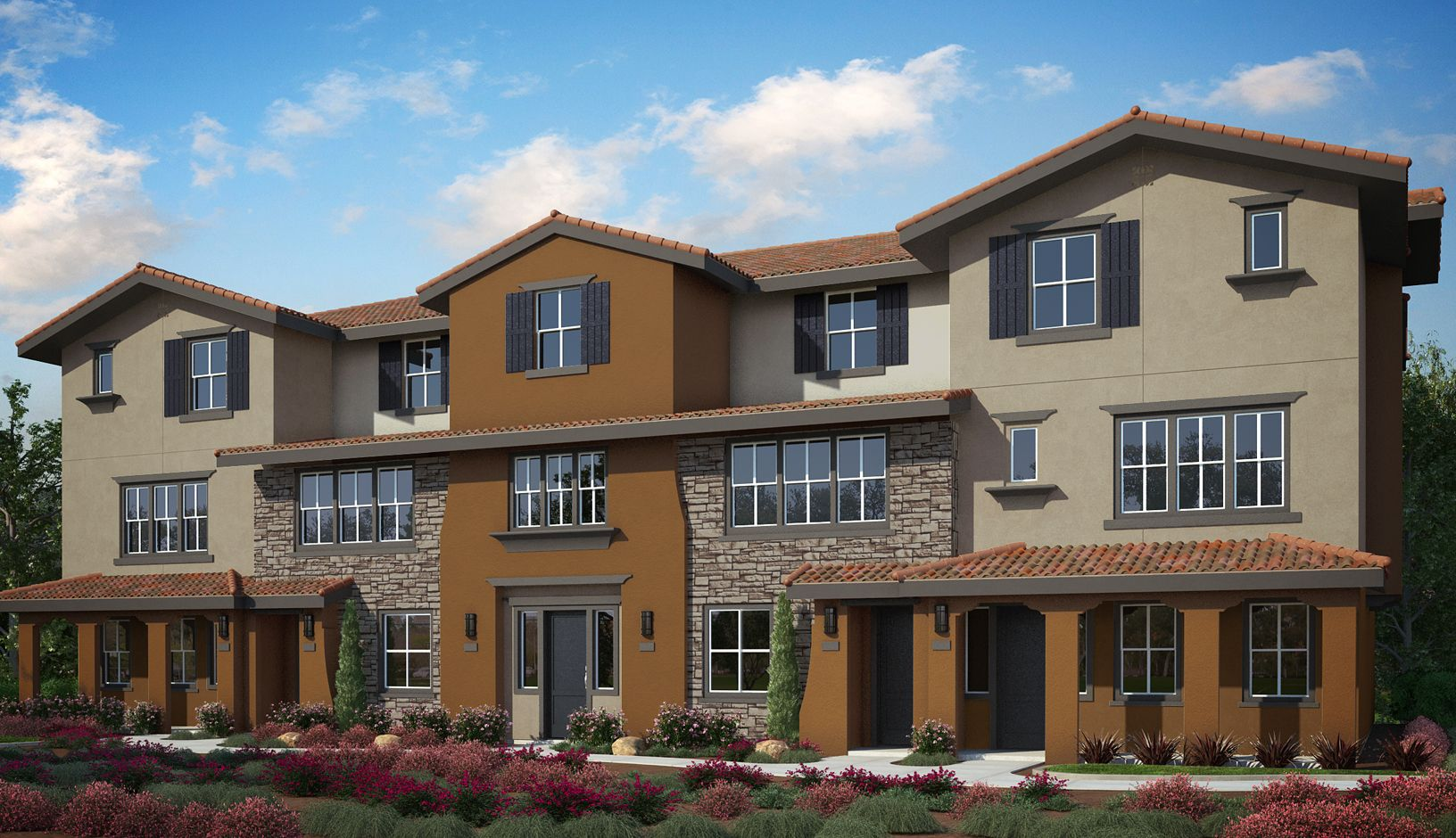TRI Pointe Homes will debut the sophisticated condostyle