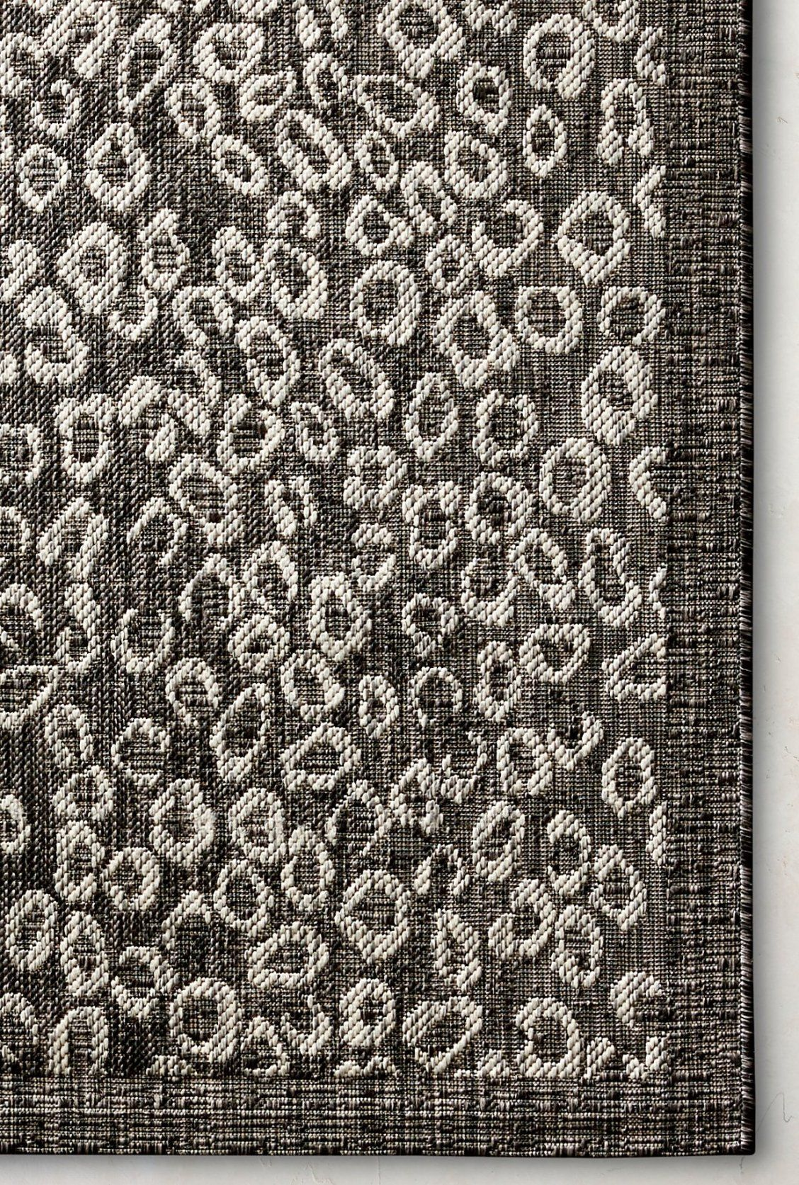 A Fashion Forward Textile Our Kalahari Indoor Outdoor Rug
