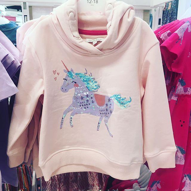 4d1b8e795584 💕My sparkly unicorn in @debenhams 🦄💕 made into a little dress too ✨ •for  @gathernomossstudio •#debenhams #bluezoo #bluezookids #unicorn #girlswear  ...