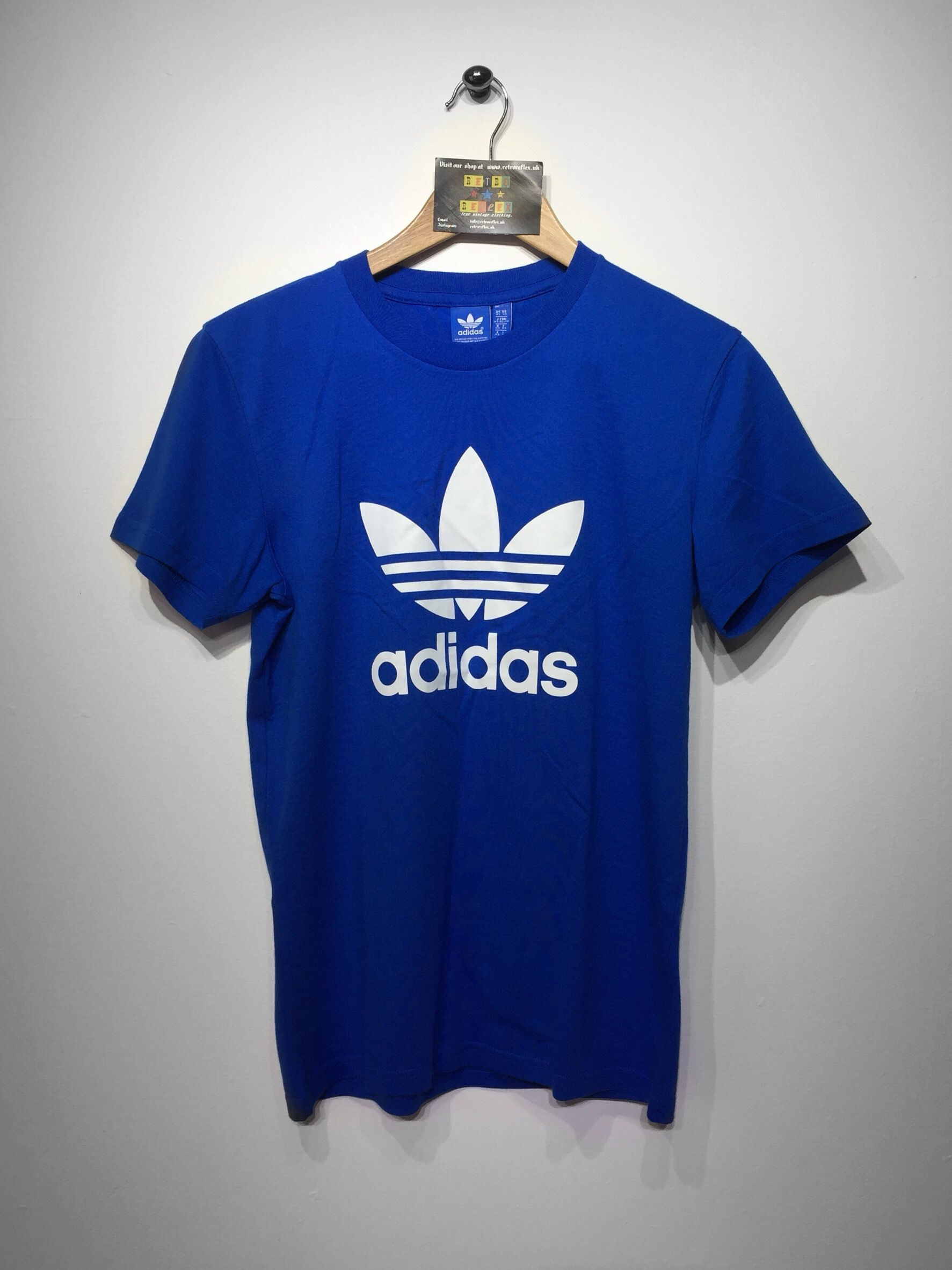 85b5c83e1bf14 Adidas T-shirt Size X Small £16 Website➡ www.retroreflex.uk ...
