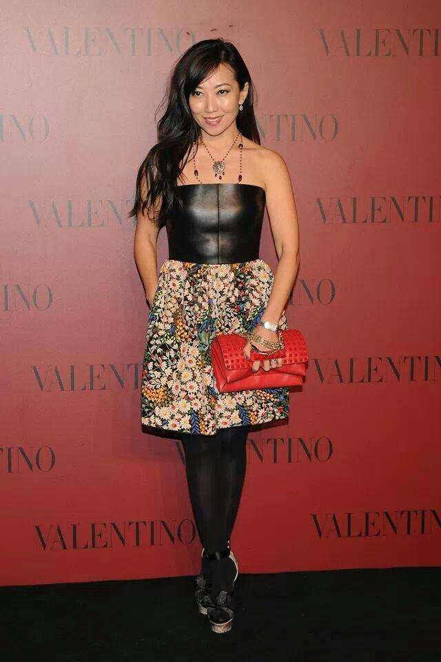 Valentino dress. ♡♡♡♡