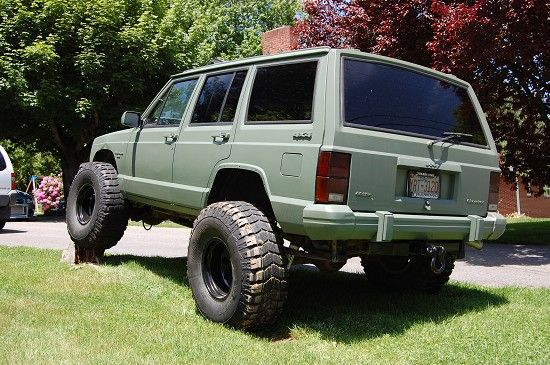 Best Jeep Xj Modifications Jeep Cherokee Xj 6 000 100173646