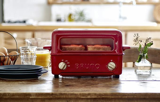 かわいくて男前 Bruno新作 トースターグリル を一足お先に徹底検証 トースター ゴミ箱 おしゃれ ゴミ箱 おしゃれ キッチン