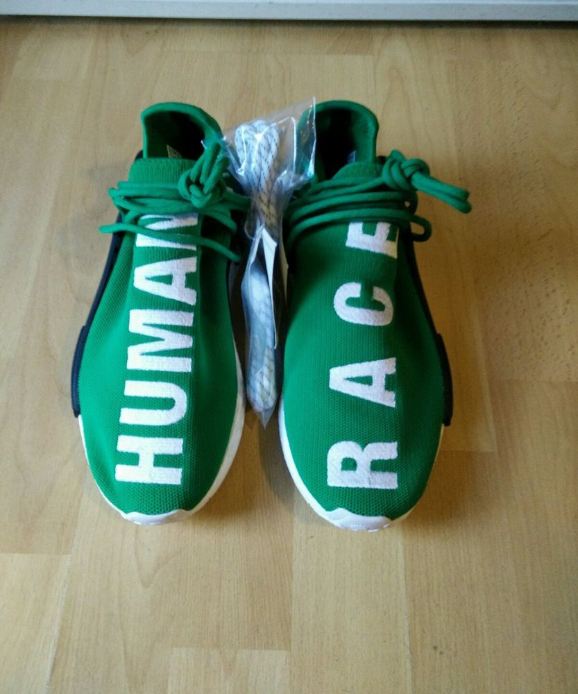 Adidas NMD Human Race Red Color HD Review