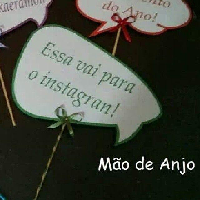 Placas Divertidas, by Mão de Anjo.