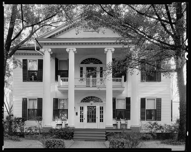 Edwards House In Lagrange Georgia Beautifully Detailed Doors And