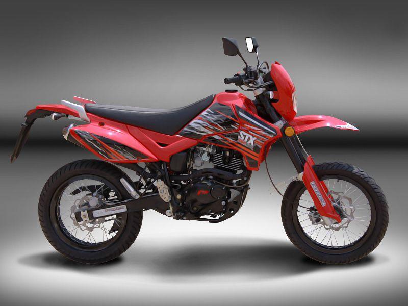 STX 200 MOTARD: Peças Alternativas ou Adaptáveis