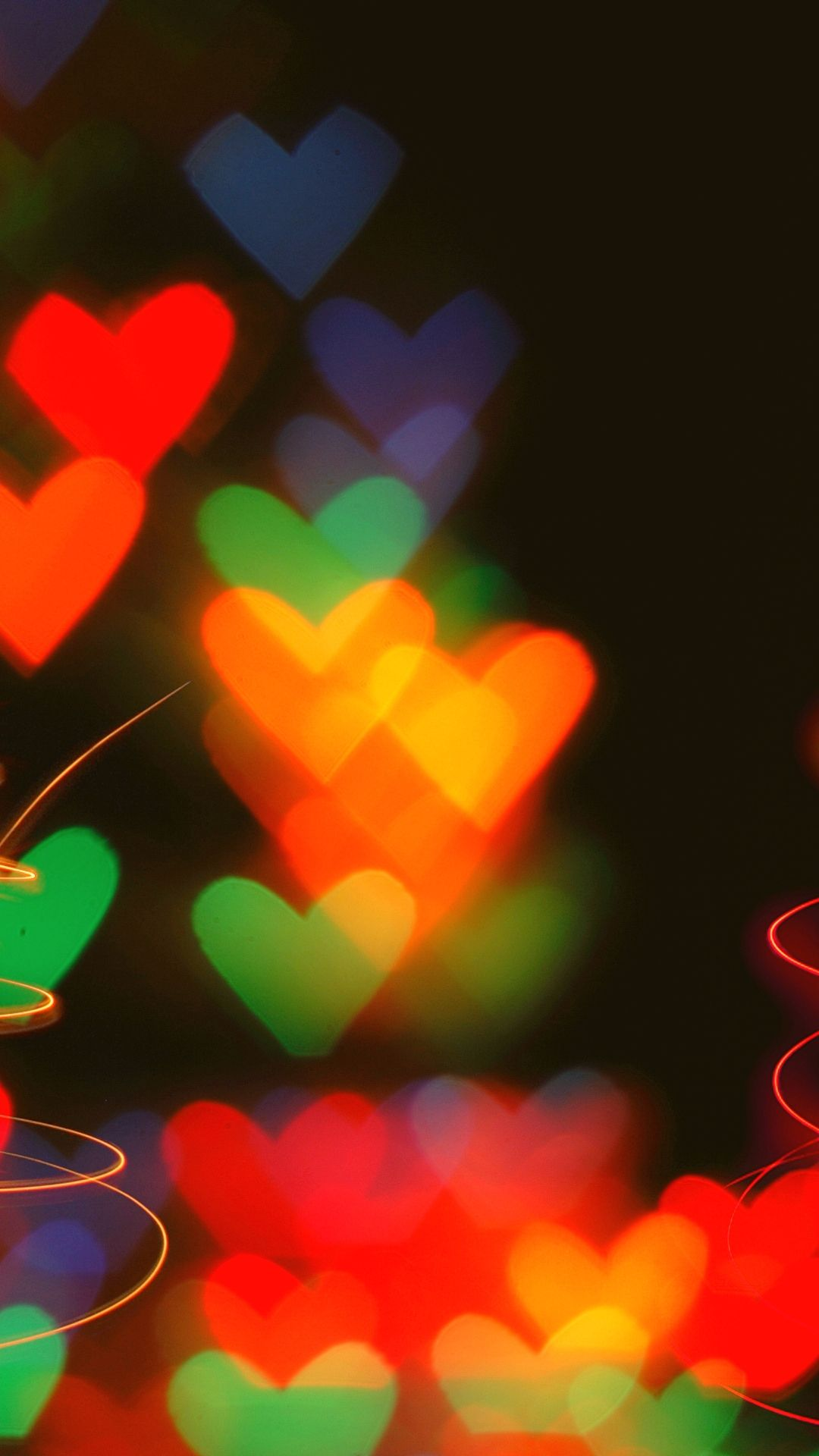 Creative Hearts Love Hd Wallpapers 1080x1920 Abstract Iphone Wallpaper Wallpaper Love Wallpaper Download
