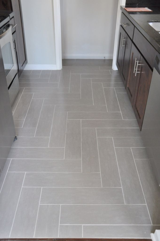 Lindsay Drew 5th East Home Complete Kitchen Floor Tile Patterns Kitchen Floor Tile Herringbone Tile Floors