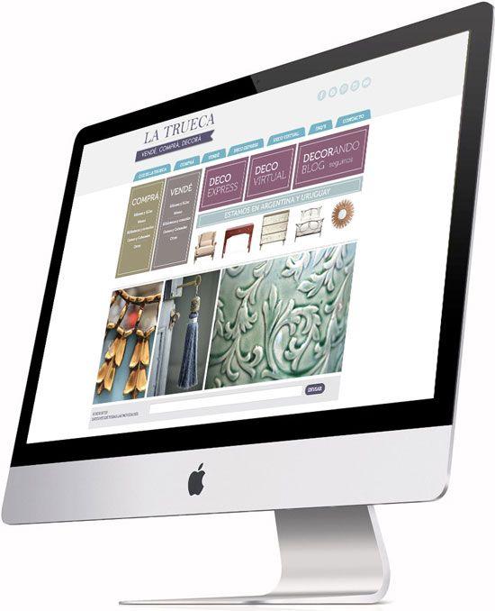 La Trueca compra y venta online de muebles / directora: Joanne Cattarossi (argentina) / por más info: www.lacitadina.com.uy